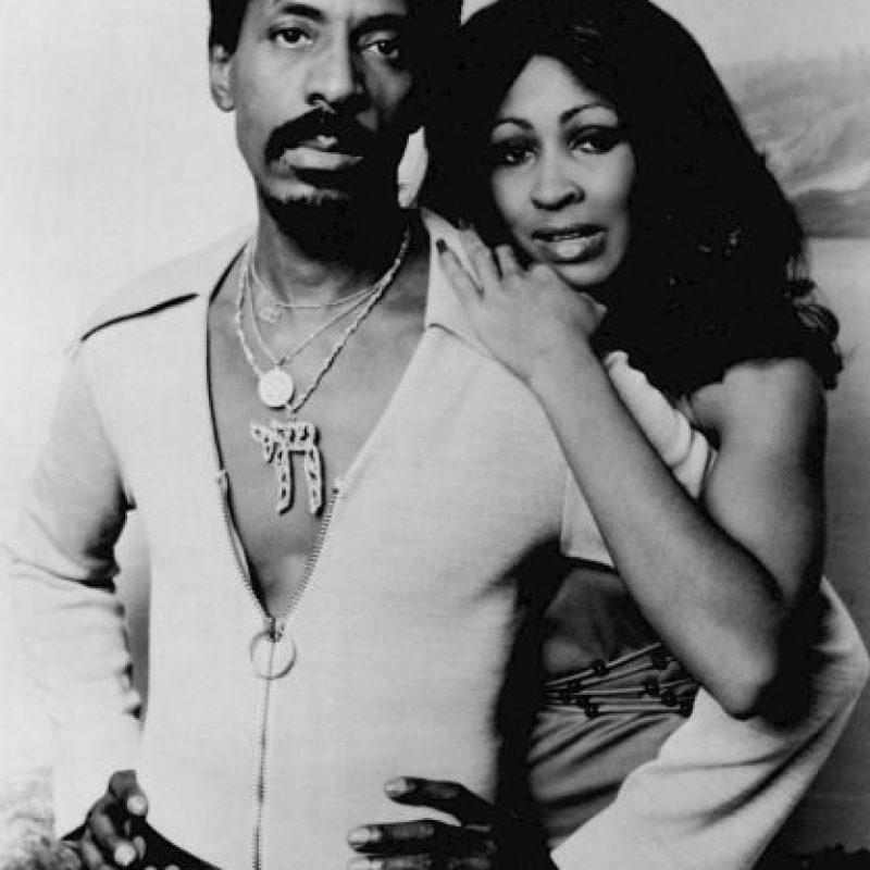 Ike y Tina Turner son, quizás, el ejemplo más famoso de violencia doméstica dentro de Hollywood Foto:Vía Wikipedia