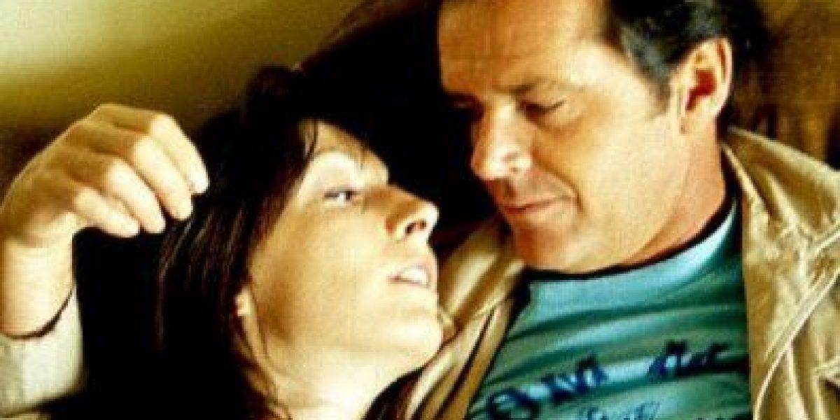 Famosa actriz confiesa haber abusado de Jack Nicholson