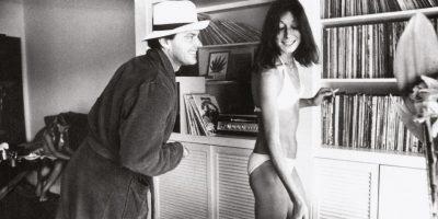 La pareja tuvo una relación inestable entre 1973 y 1990 Foto:Vía W Magazine