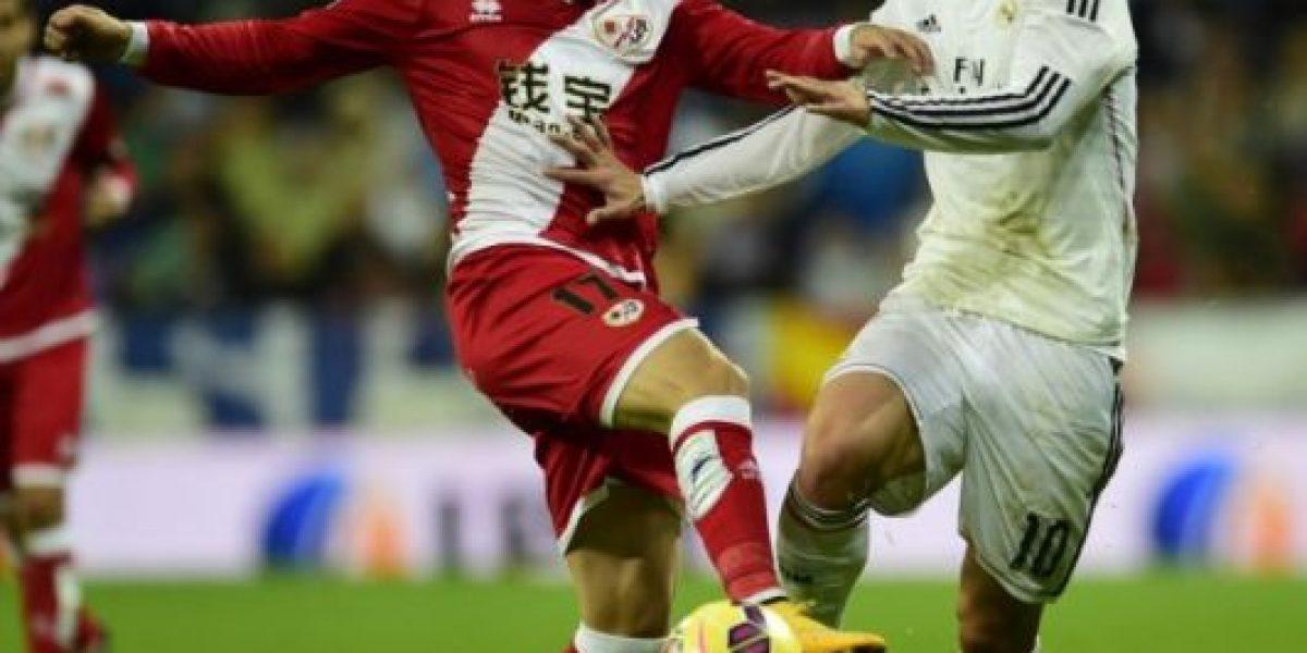 Real Madrid consolida su liderato tras golear 5-1 al Rayo