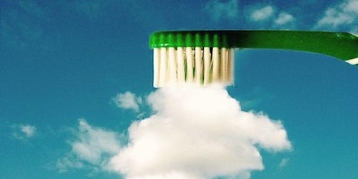 ¡Imperdible! Artista crea impresionantes fotografías con nubes