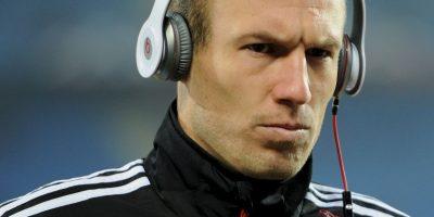 Arjen Robben Foto:Getty Images