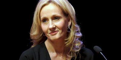 J.K. Rowling Foto:Getty Images