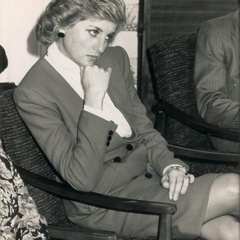 Princesa Diana Foto:Getty Images