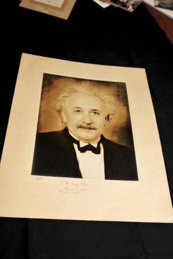 Personalidades fallecidas: 5. Albert Einstein Foto:Getty Images
