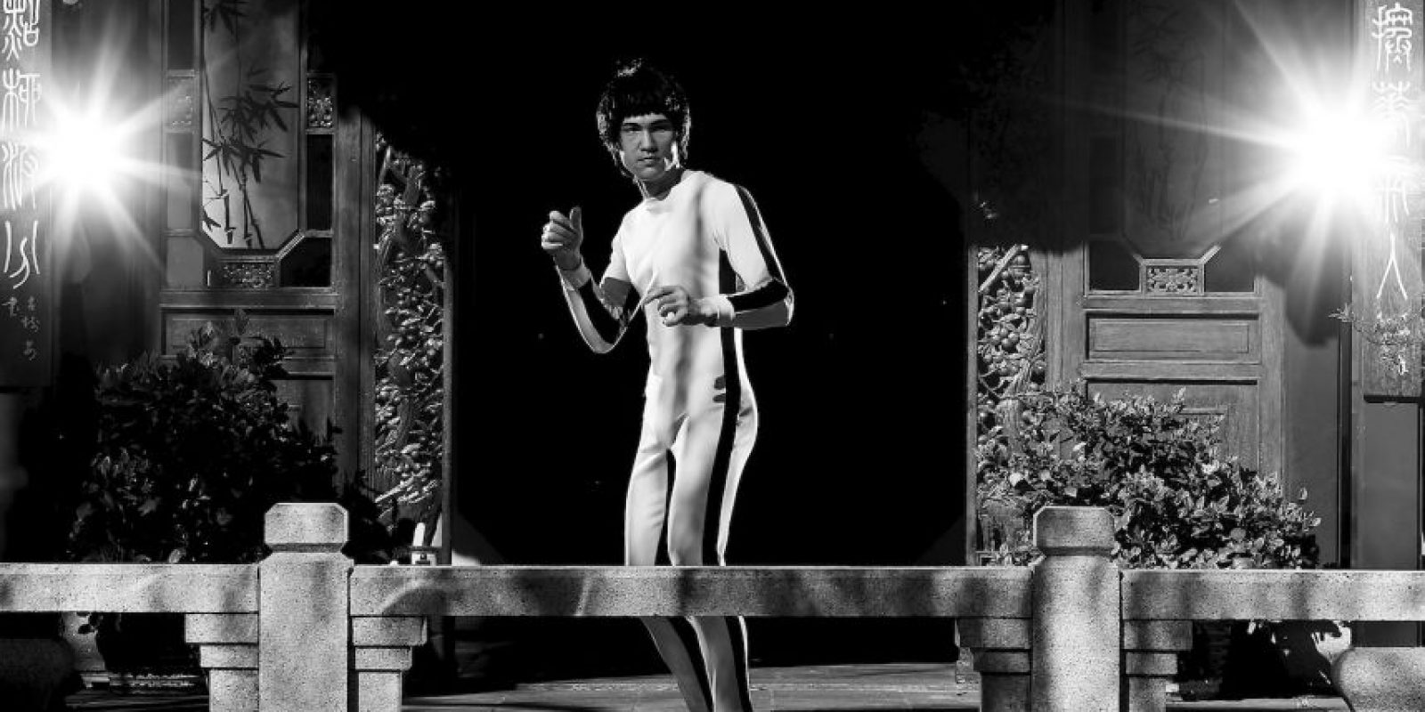 2. Bruce Lee Foto:Getty Images