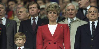 4. Princesa Diana Foto:Getty Images