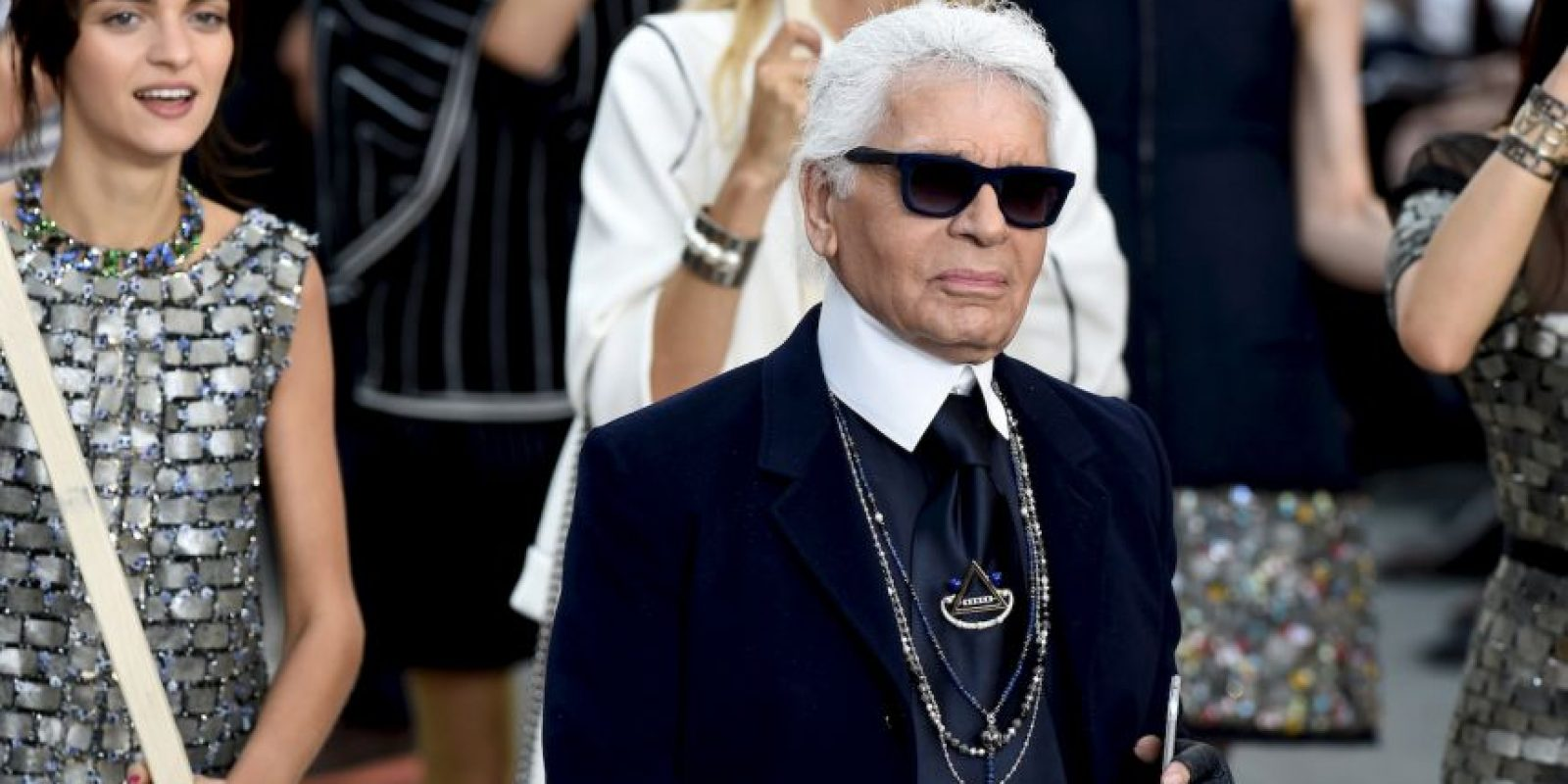 Karl Lagerfeld Foto: Getty