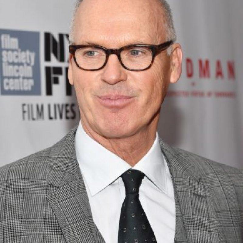 Michael Keaton es la voz del juguete vanidoso que se enamora de barbie. Foto:Getty Images