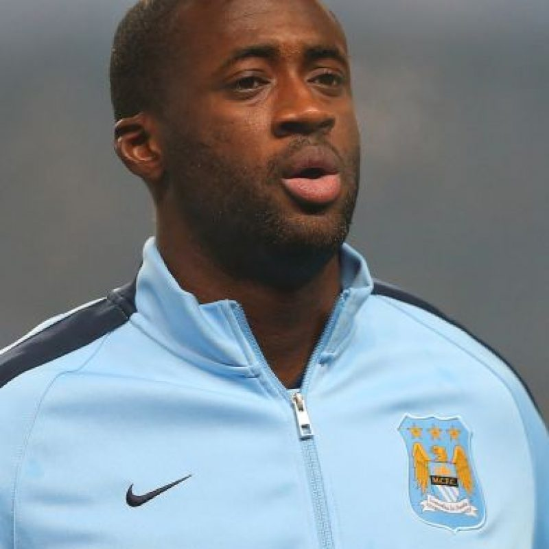 Yaya Touré ha anotado 54 goles en 181 partidos. Foto: Getty Images