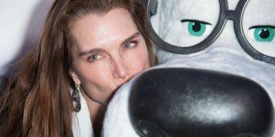 Antes de conocer al tenista, Brooke había sido pareja del actor Matt Dillon. Foto:Getty Images