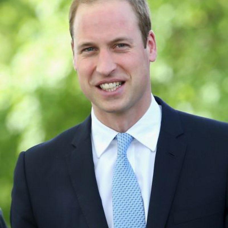 3. Príncipe William Foto:Getty Images