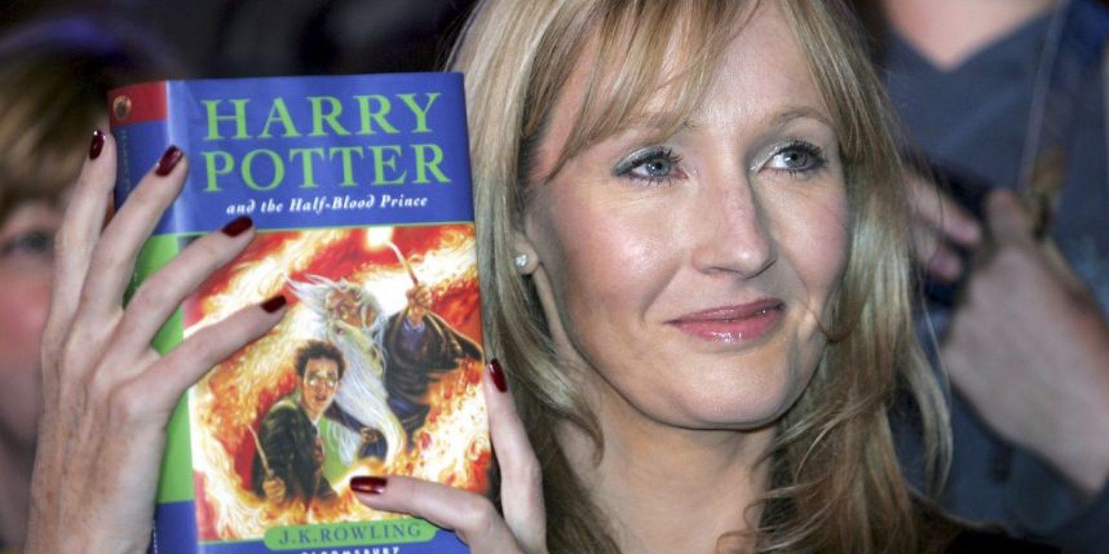 4. J.K. Rowling Foto:Getty Images