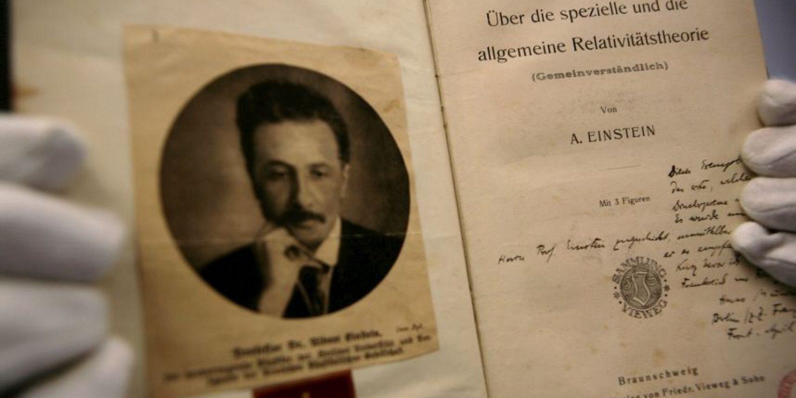 Albert Einstein Foto:Getty Images