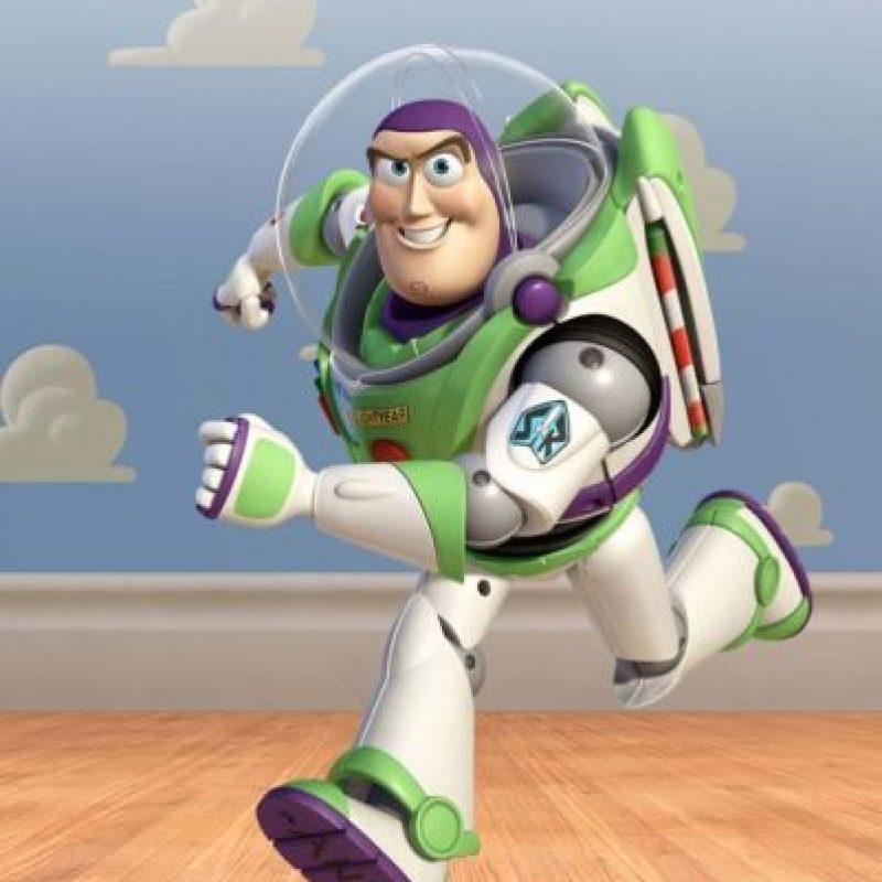 Buzz Lightyear (Toy Story 1 a 3) Foto:Pixar/Walt Disney Pictures