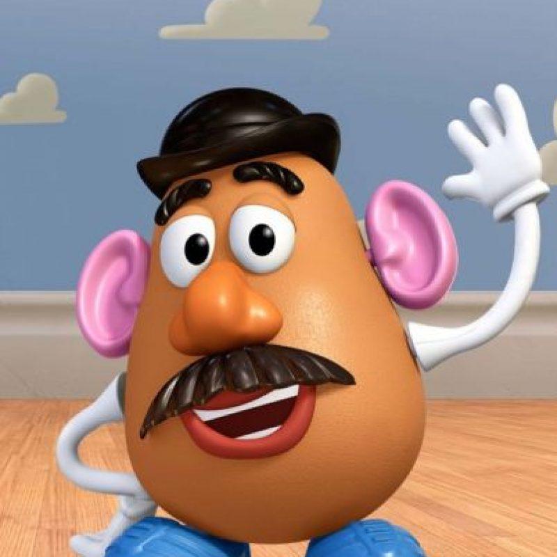 Mr. Potato Head (Toy Story 1 a 3) Foto:Pixar/Walt Disney Pictures