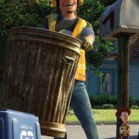 Sid (Toy Story 1 y 3) Foto:Pixar/Walt Disney Pictures