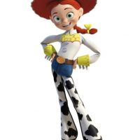 Jessie (Toy Story 2 y 3) Foto:Pixar/Walt Disney Pictures