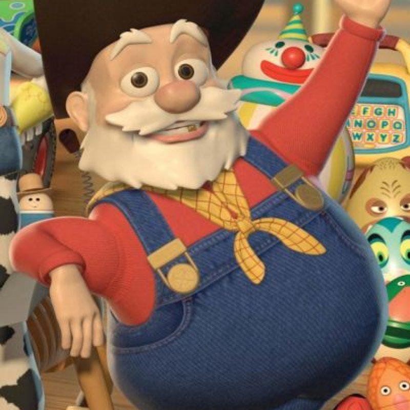 Stinky Pete (Toy story 3) Foto:Pixar/Walt Disney Pictures