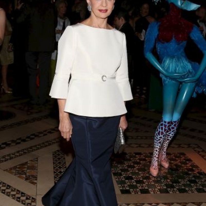 Carolina Herrera Foto: Getty