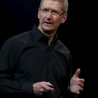 Tim Cook Foto: Getty