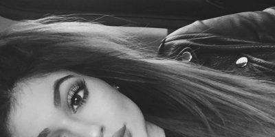 Y ahora su cara es así Foto:KylieJenner vía Instagram