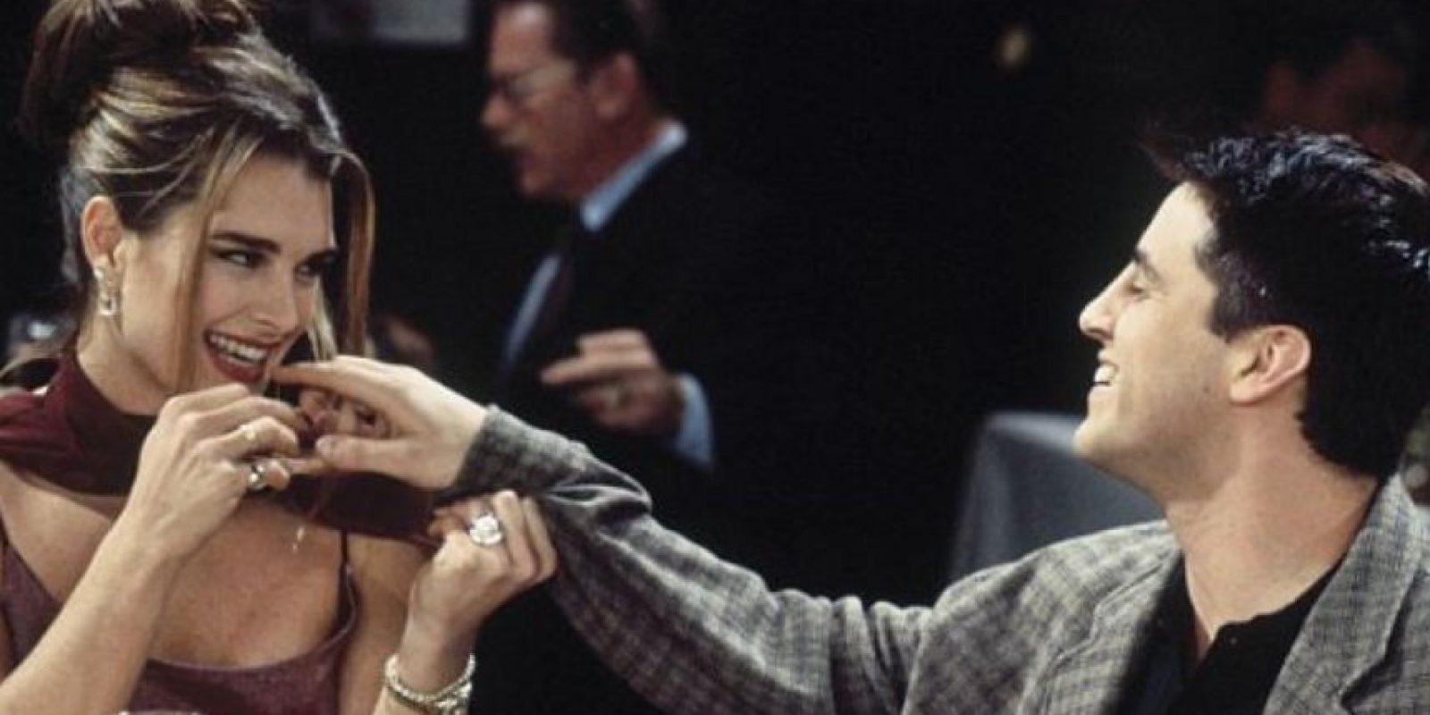 La escena que desató la furia de Agassi Foto:NBC vía IMDB