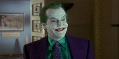 Muchos creían que Ledger no lograría un personaje tan genial como el de Jack Nicholson Foto:Vía IMDB