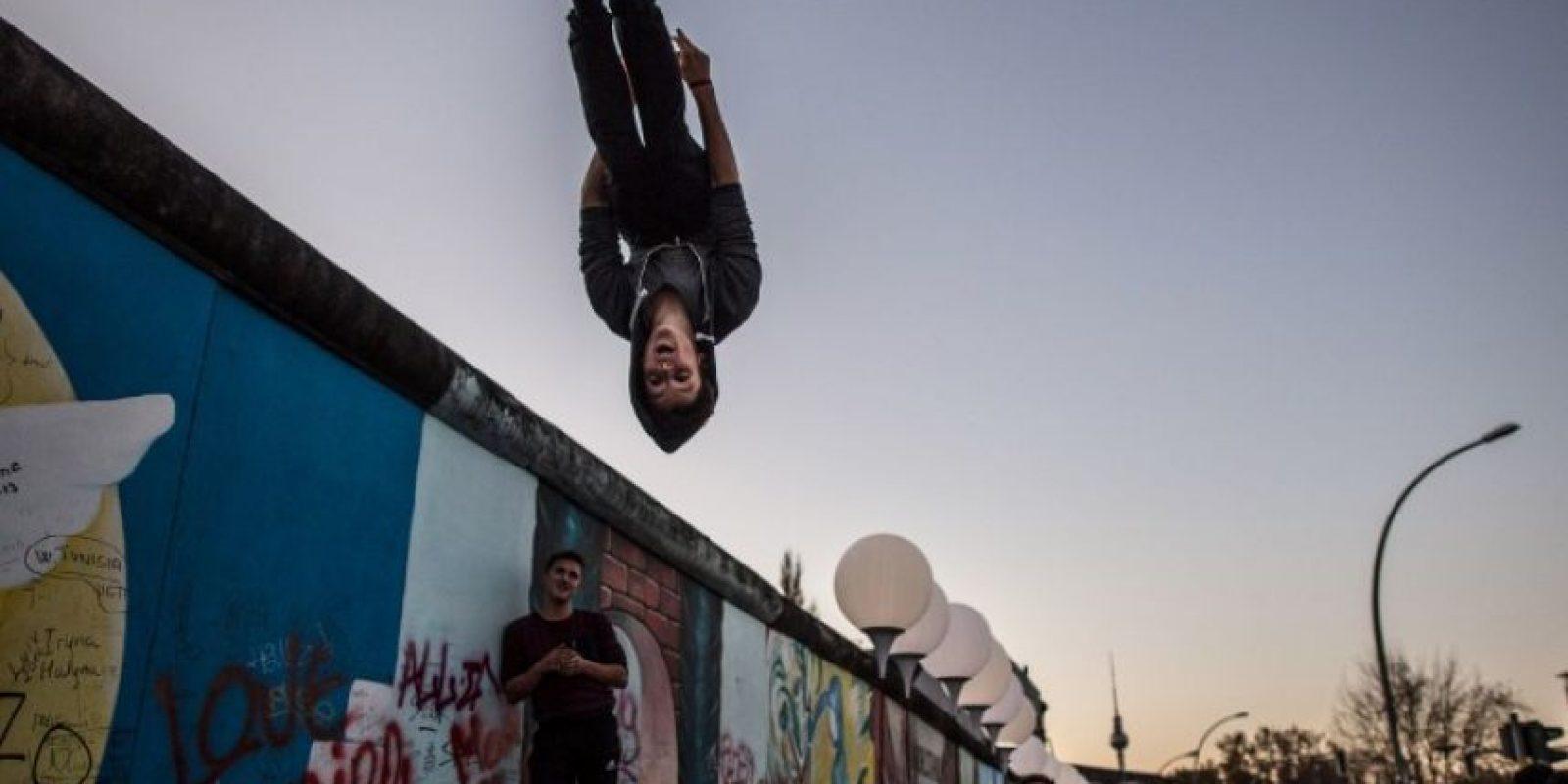 Parte de las celebraciones en Alemania Foto: AFP