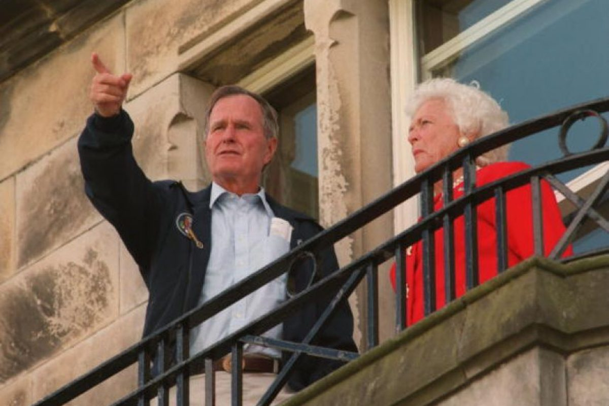 George Bush Foto:Getty Images