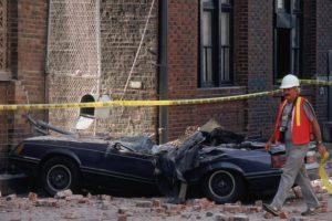 Terremoto en San Francisco Foto:Getty Images