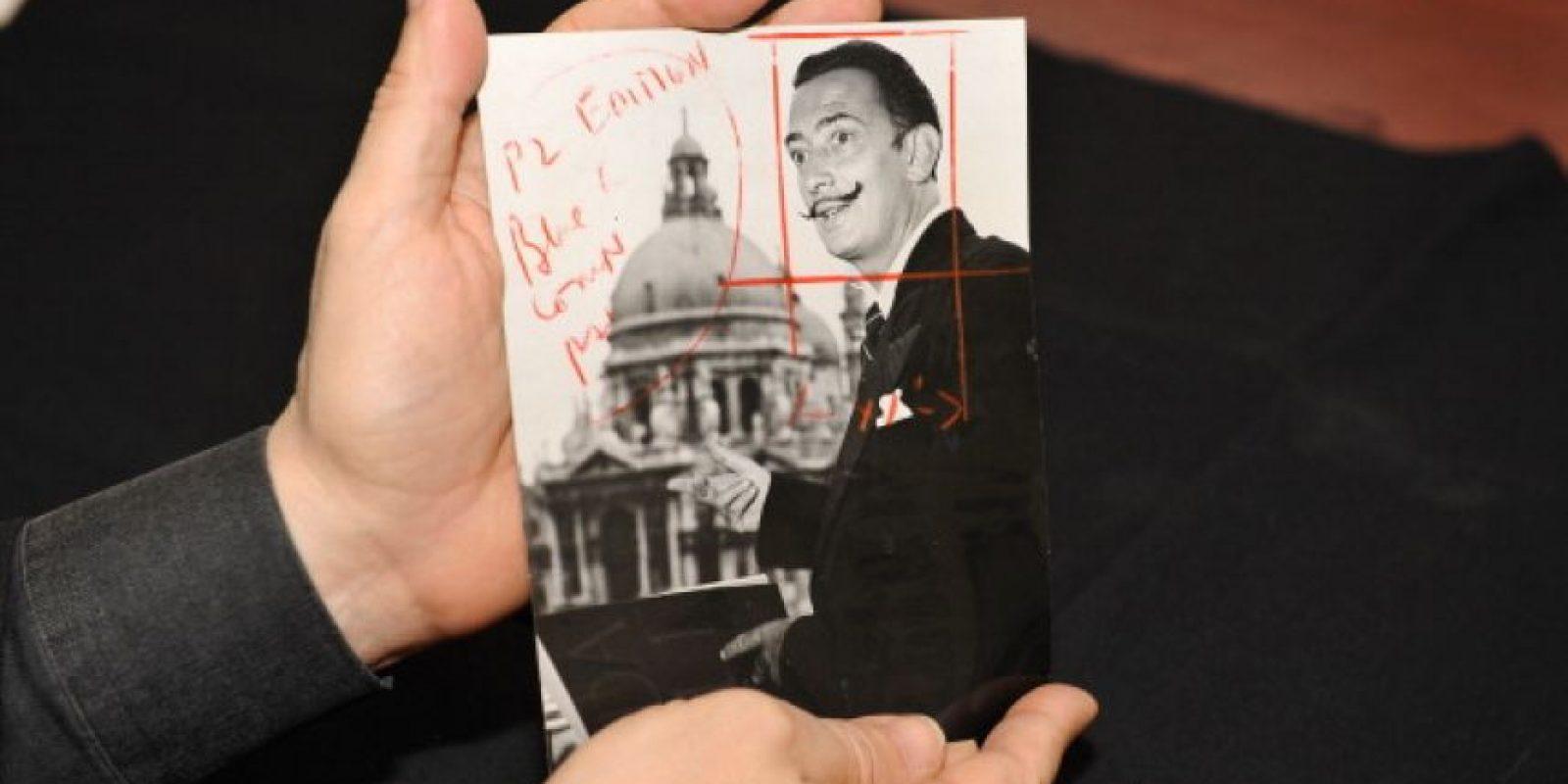 23 de enero: Muere Salvador Dalí Foto:Getty Images