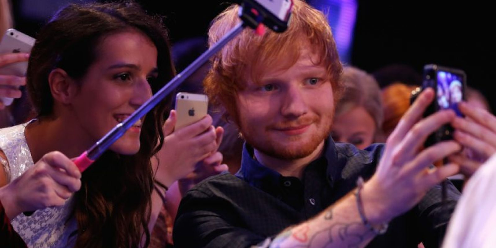 Ed Sheeran Foto: Getty Images