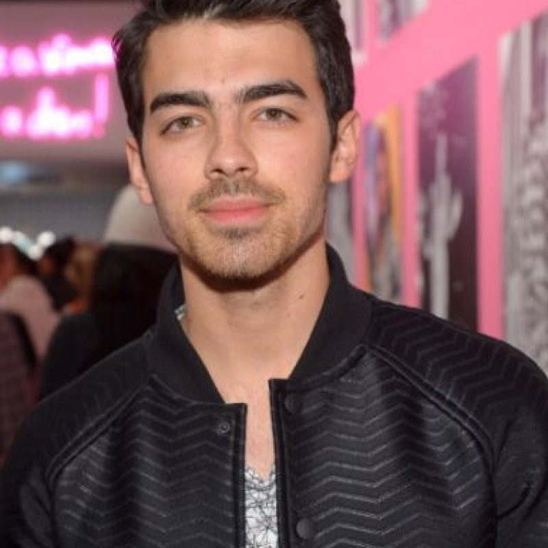 15 de agosto: Joe Jonas Foto:Getty Images
