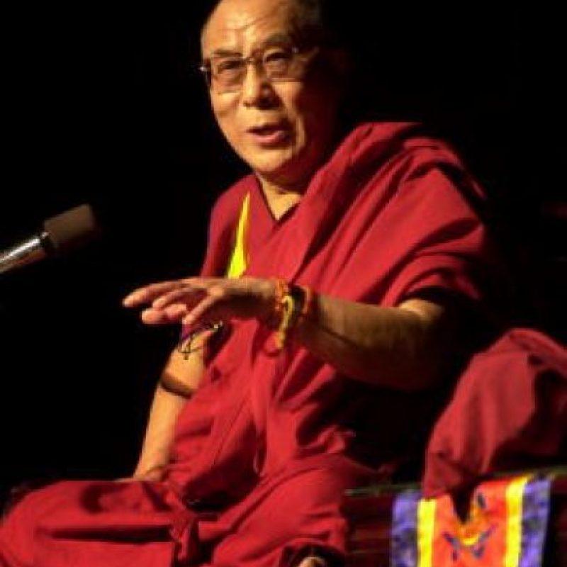 El 14º Dalai Lama gana el Premio Nobel de la Paz Foto:Getty Images