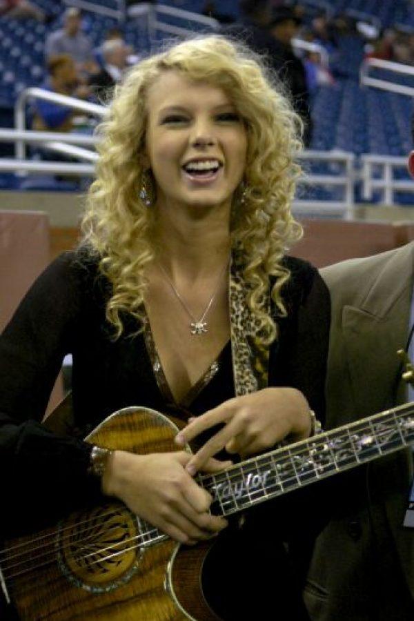 13 de diciembre: Taylor Swift Foto:Getty Images