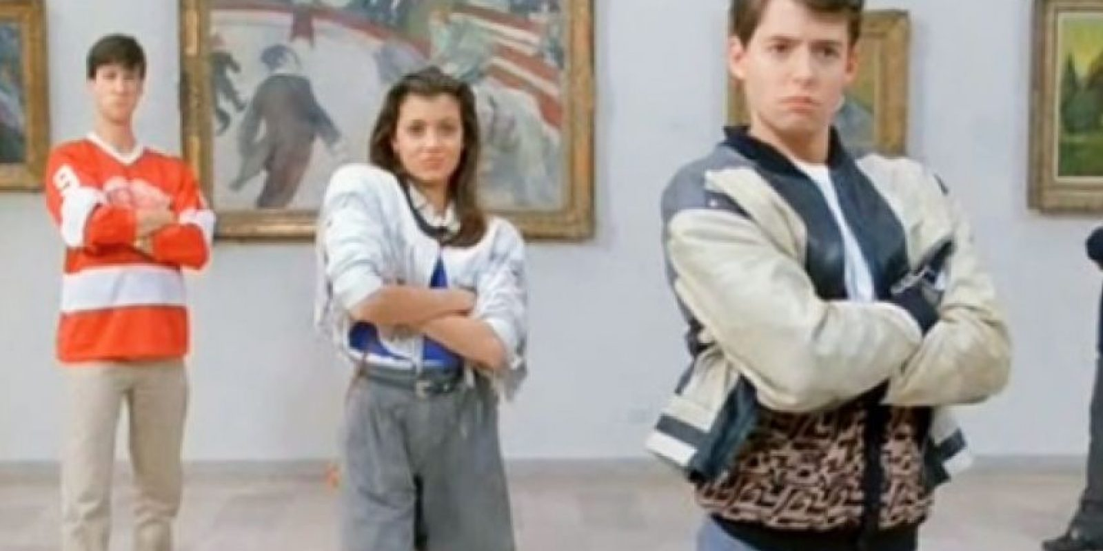"""Ferris Bueller's Day off"" (1986) Foto: Paramount Pictures"