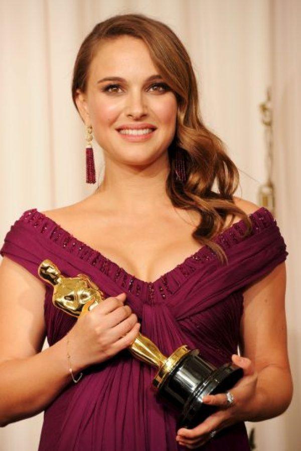 Esto le dio el Oscar a Mejor Actriz en 2011 Foto:Getty Images