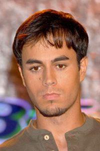 Enrique Iglesias, en los años 90. Foto:Getty Images