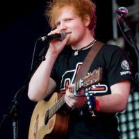 Ed Sheeran es el cantautor juvenil más importante de estos últimos años. Foto:Getty Images