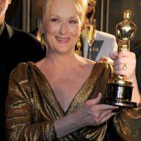 """En 2012 ganó el Oscar por """"La Dama de Hierro"""" Foto:Getty Images"""