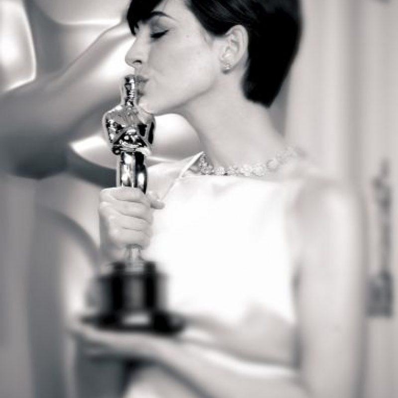 """Anne Hathaway ganó el Oscar en 2013 por su papel en """"Los Miserables"""" Foto:Getty Images"""