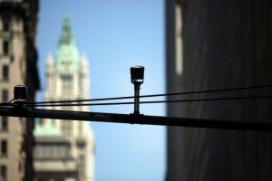 8. Cámara de vigilancia por Internet. Pueden ser controladas desde diversos lugares Foto:Getty Images