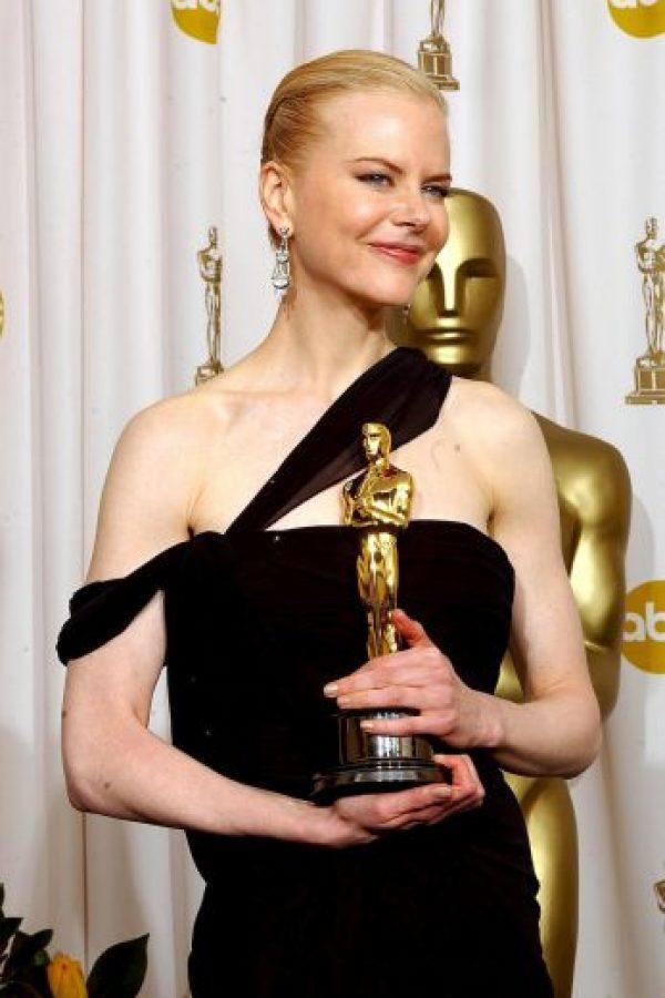 Esto le dio el Oscar a Mejor Actriz en 2003 Foto:Getty Images