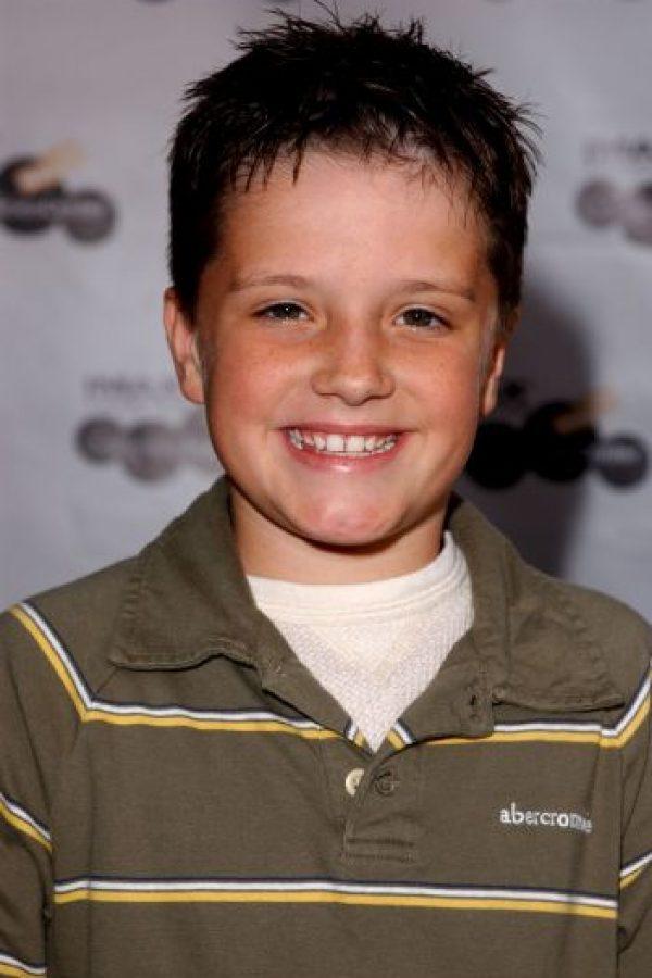 Josh Hutcherson, cuando era una estrella infantil. Foto:Getty Images