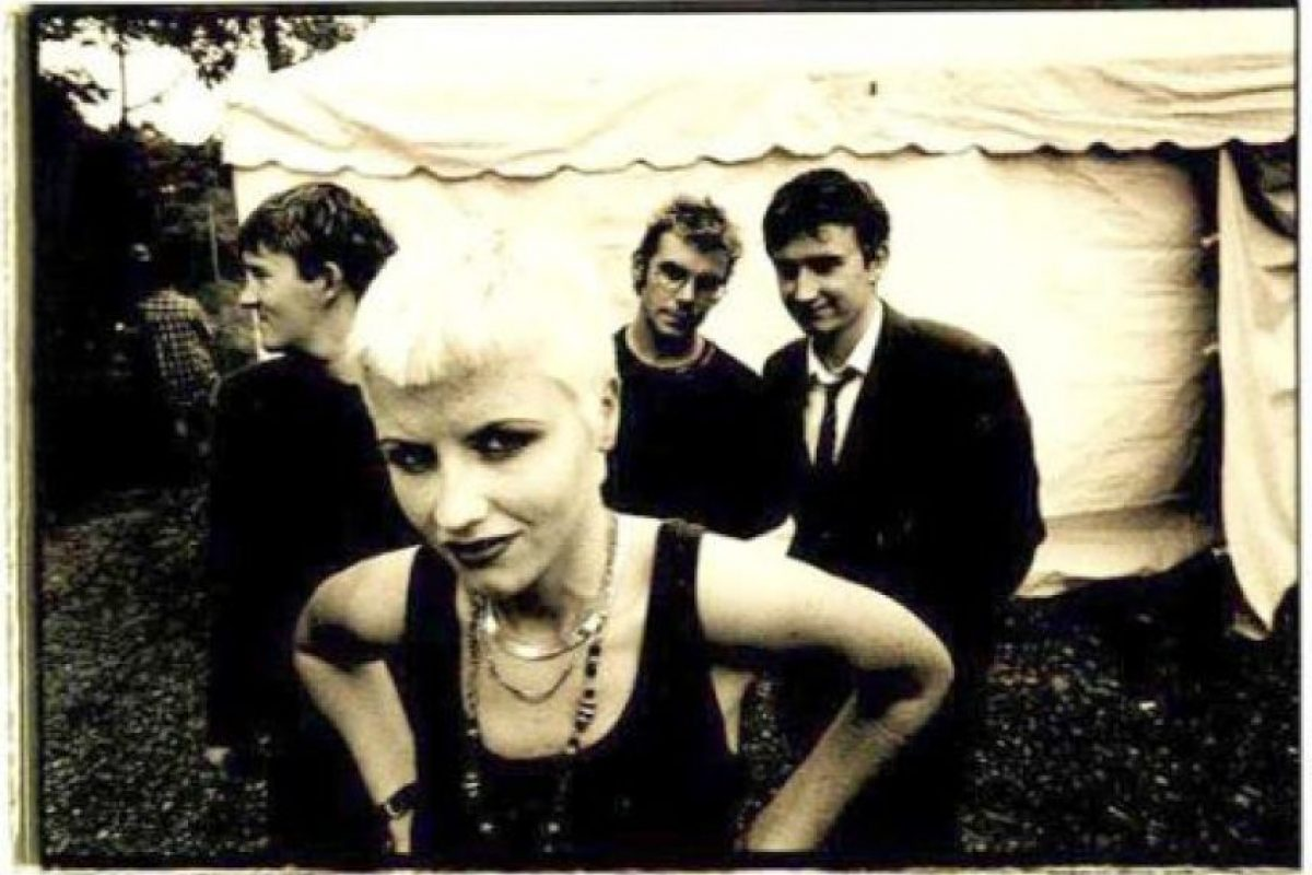 A los 18 años se unió al grupo The Cranberries Foto: Facebook/The Cranberries