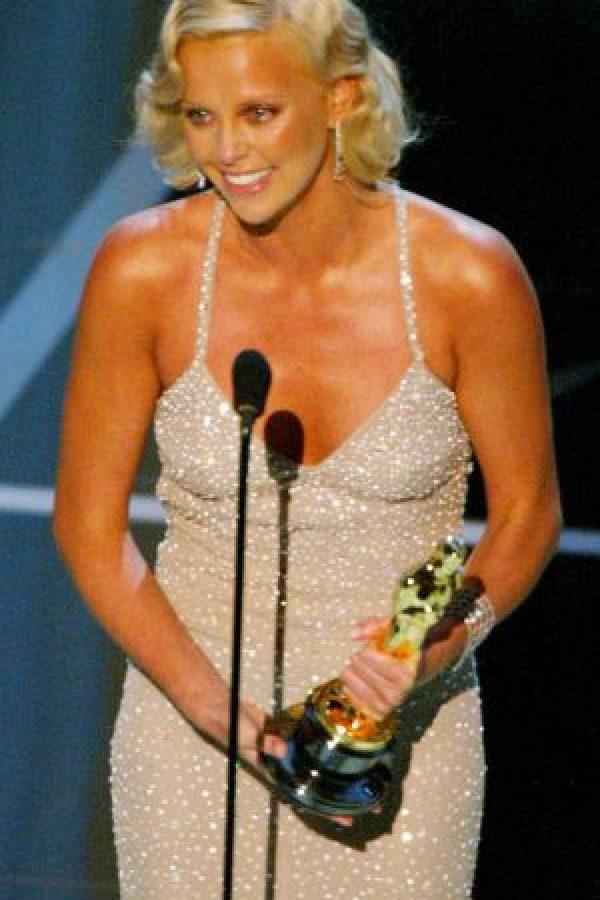 Esto le dio el Oscar a Mejor Actriz en 2004 Foto:Getty Images