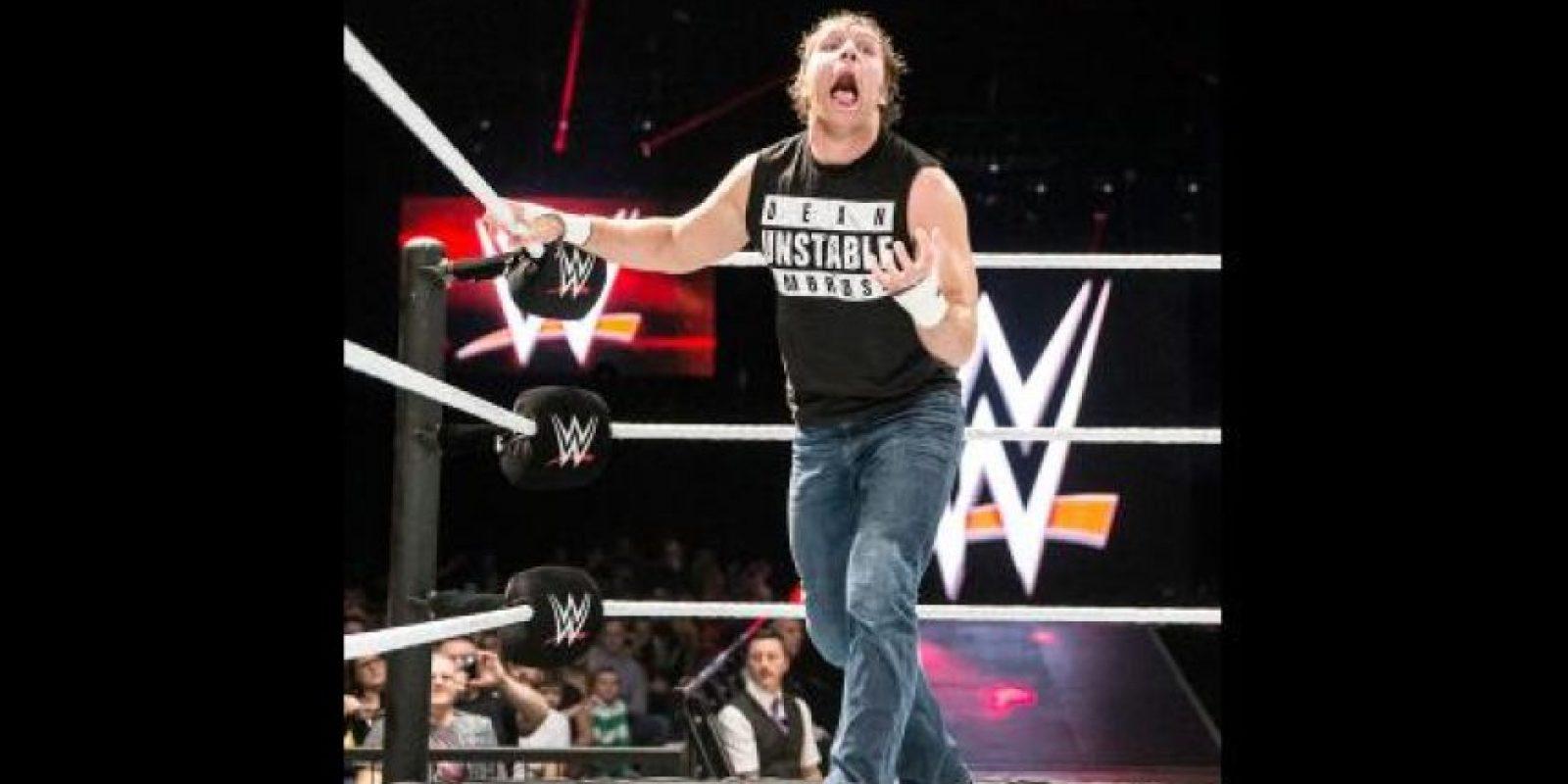 Poco a poco se ha hecho de un lugar en el roster principal de la WWE Foto:WWE