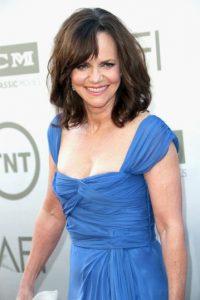Sally Field también subió de peso para un papel que la nominó al Oscar el año pasado. Foto:Getty Images