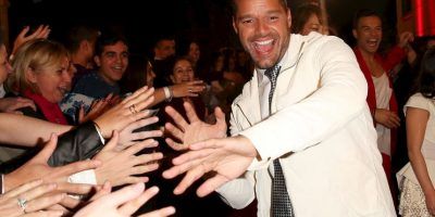 2014, Ricky Martin Foto: Getty Images